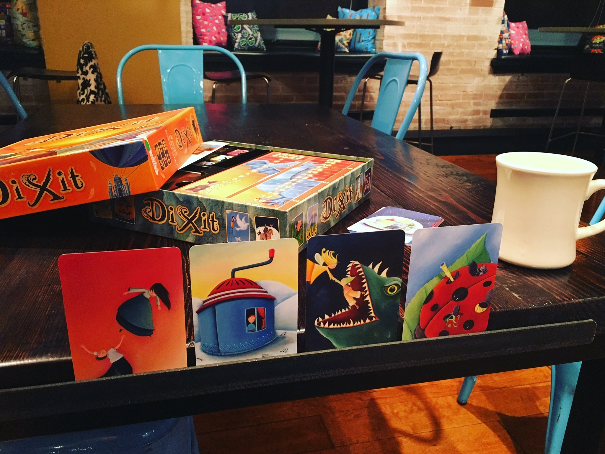 The Game of Dixit