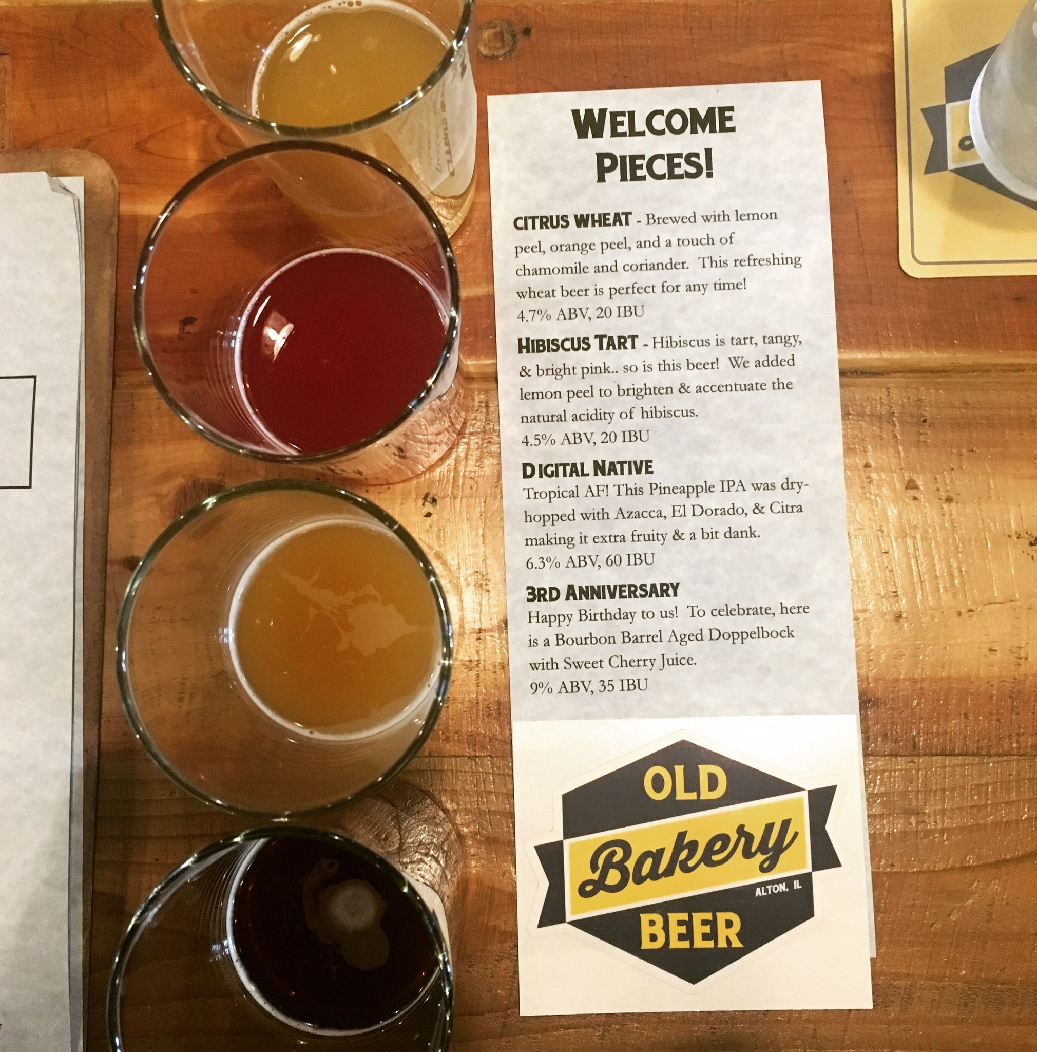Old Bakery Tap Takeover