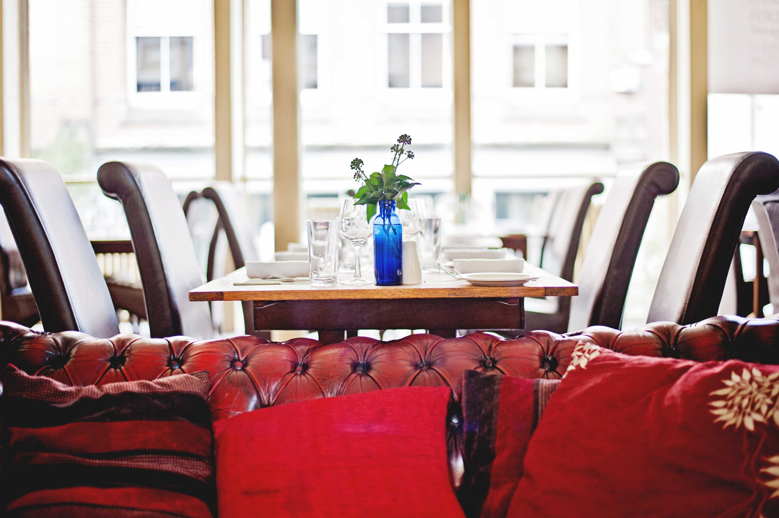 Graduation restaurant nottingham