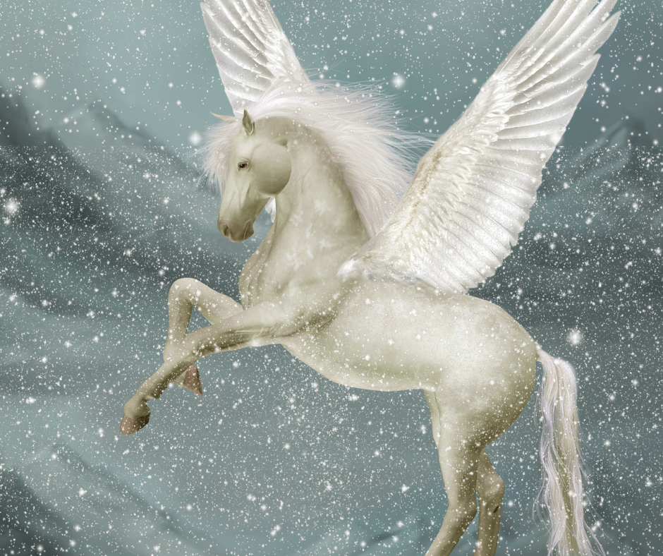 Pegasus:Do you find that your thoughts and feelings limit and restrict you in some way?Do you tend to get involved and entangled in power plays? -