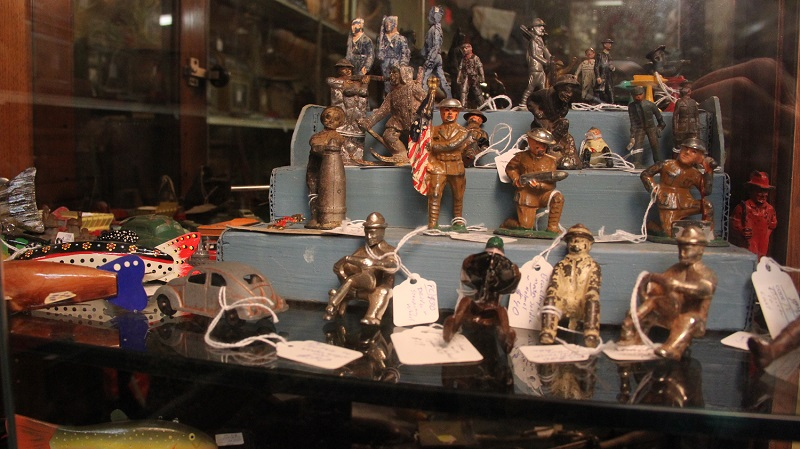 Collectible antique toys