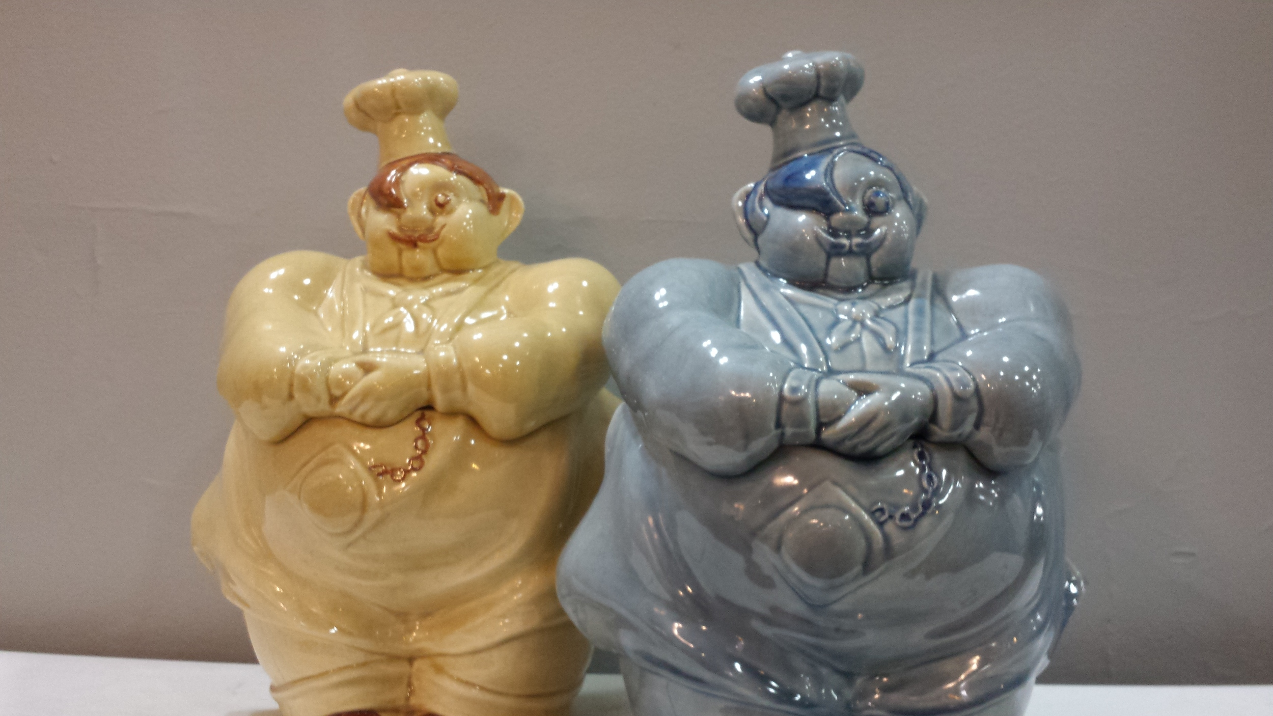 Chef Piere Cookie Jars.jpg