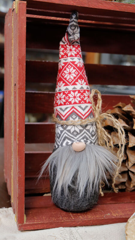 Past and Present Home Gallery - Large Handmade Gnome