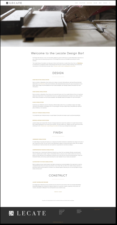 Lecate-Design-Bar-Page-Design-Website-Squarespace-Artisan-Doors-Salt-Lake-City-Treadaway-Design.png