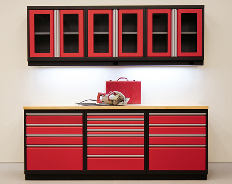 GLASS DOOR FRONT CABINETS- Do you have anything you'd like to showcase in your cabinets? Our glass doors are a perfect solution for an easy view into your cabinets.