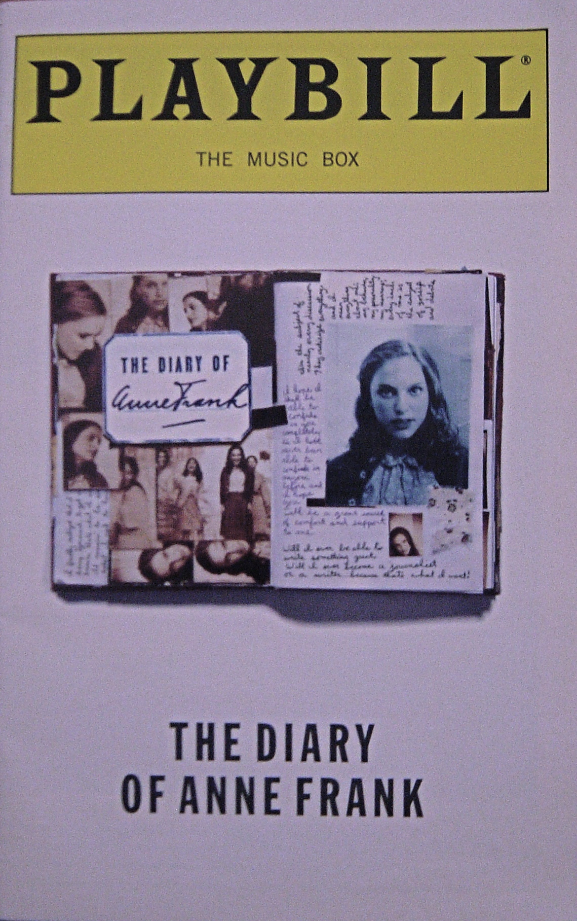 The Diary of Anne Frank playbill.jpg