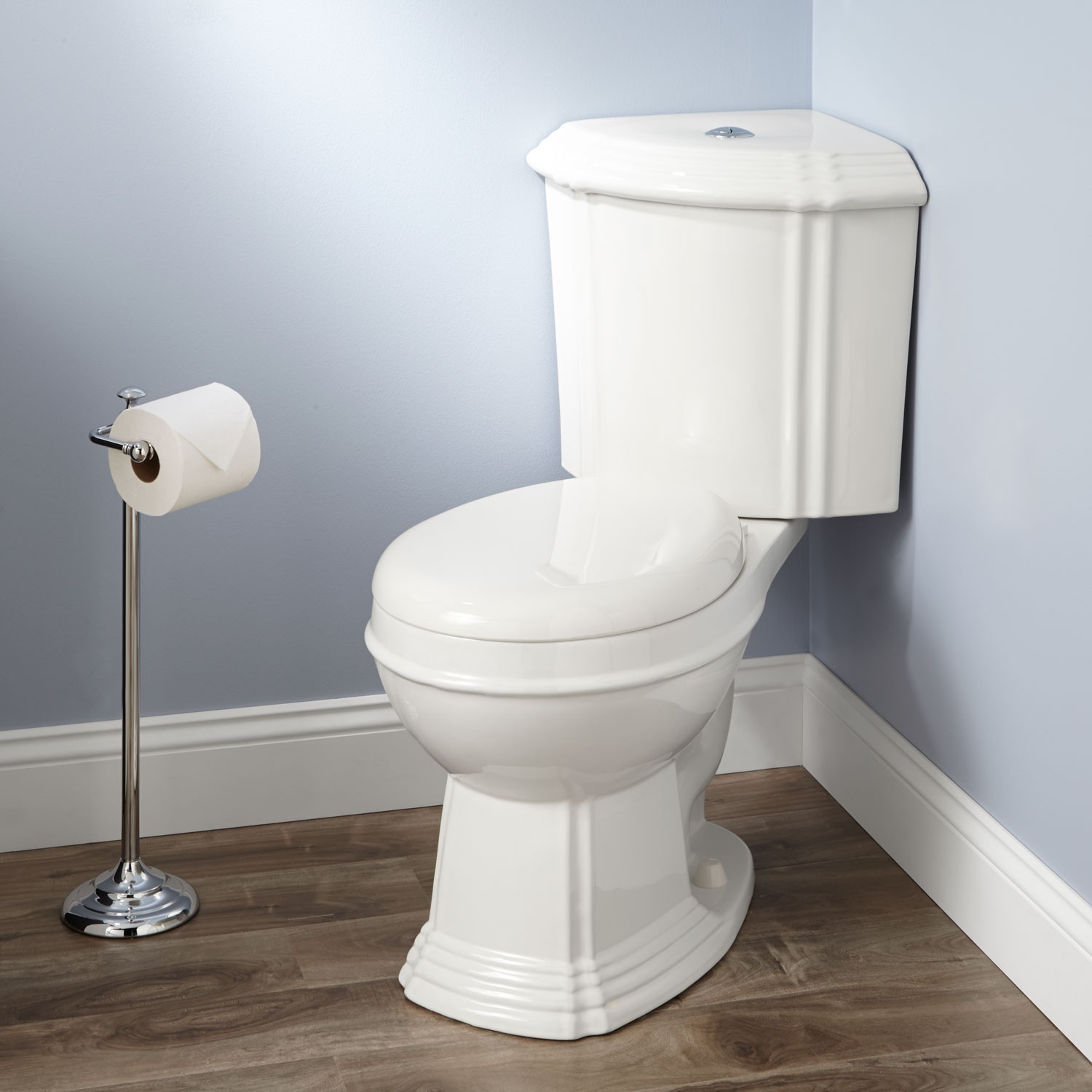 Cool toilet. What's even better is ensuring your house doesn't smell like one.