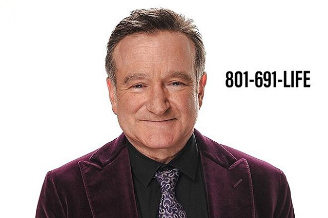 Robin Williams, known as one of the best actors of all time. He had a gift for looking out for others. He always lifted others by helping them smile. However, this happy man was lost and depressed in his own life. People aren't always what they may seem. Reach out today to those you love to see if they need any help. • • • • #crisislifeline #depression #stopsuicide #help #reachout #stress #fightdepression #fightsuicide #bekind #youdontknow #robinwilliams