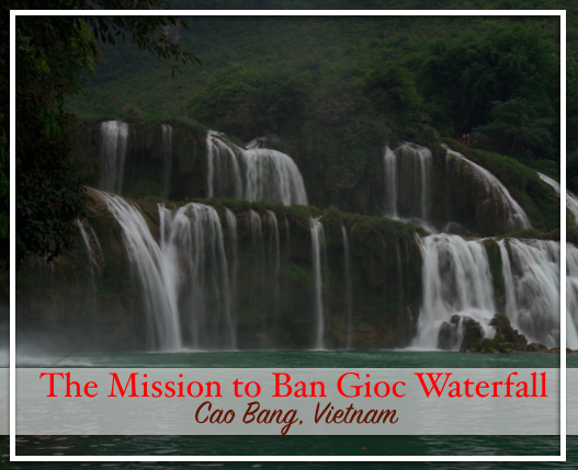 ban good waterfall