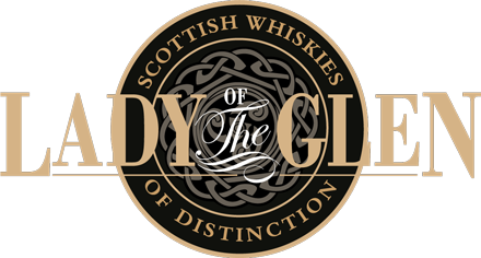 Lady of the Glen Whisky logo.png