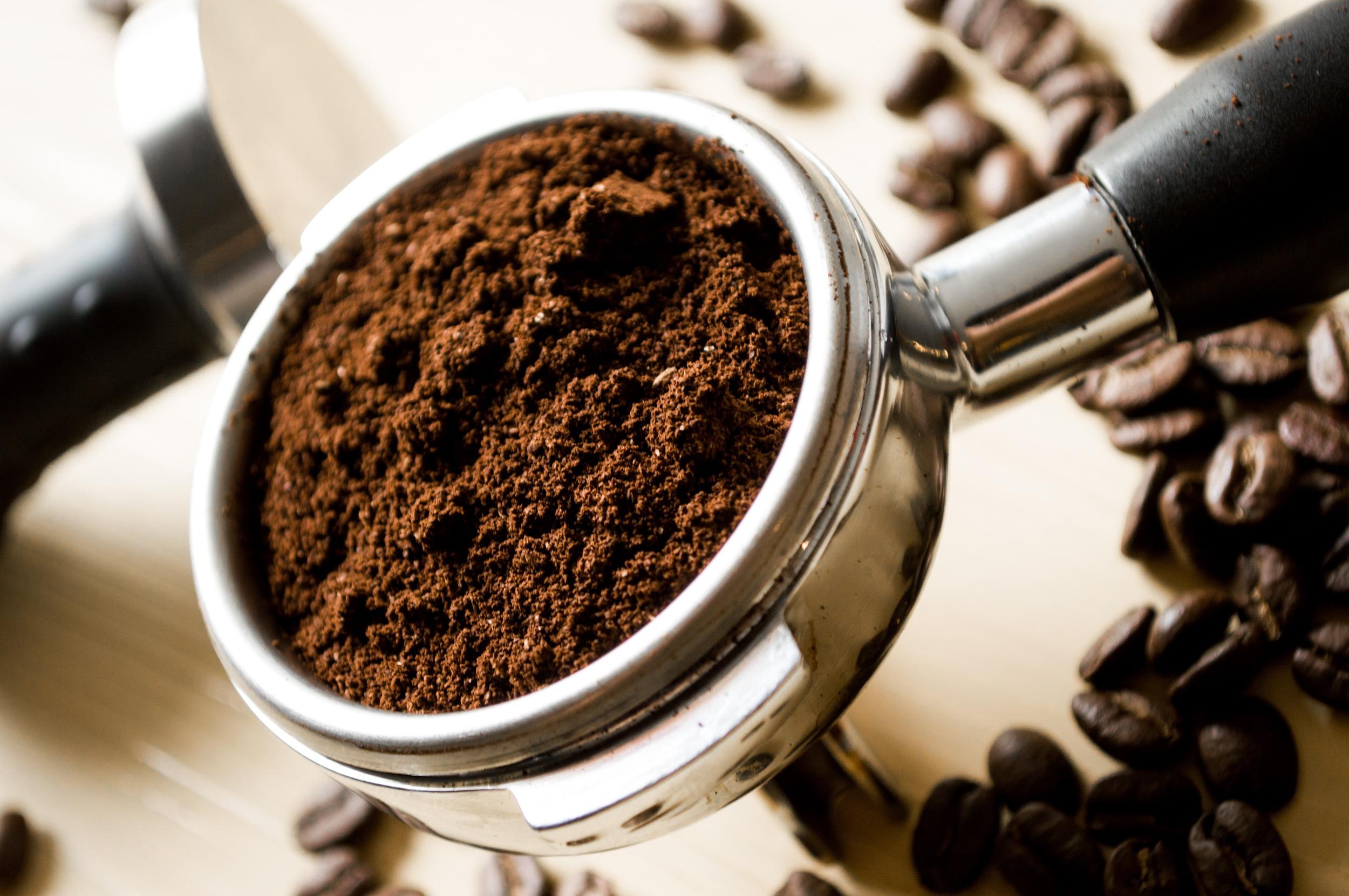 Kona Coffee Ground