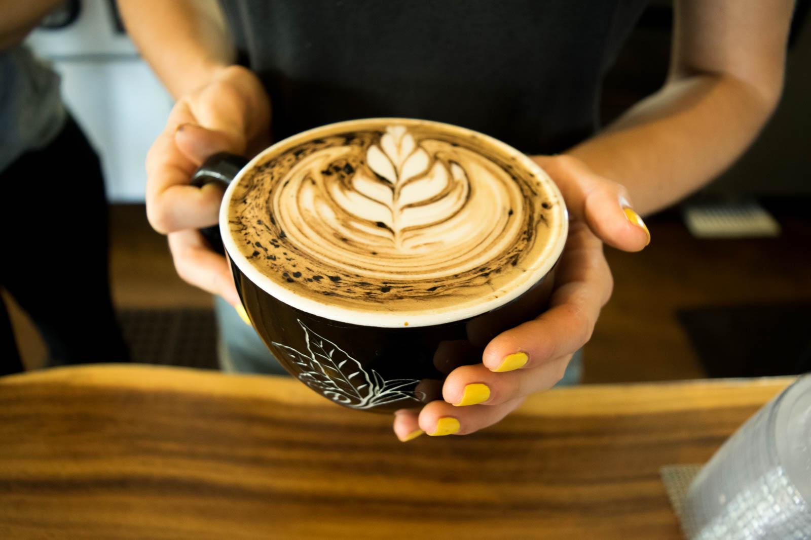 Mocha Kona Coffee