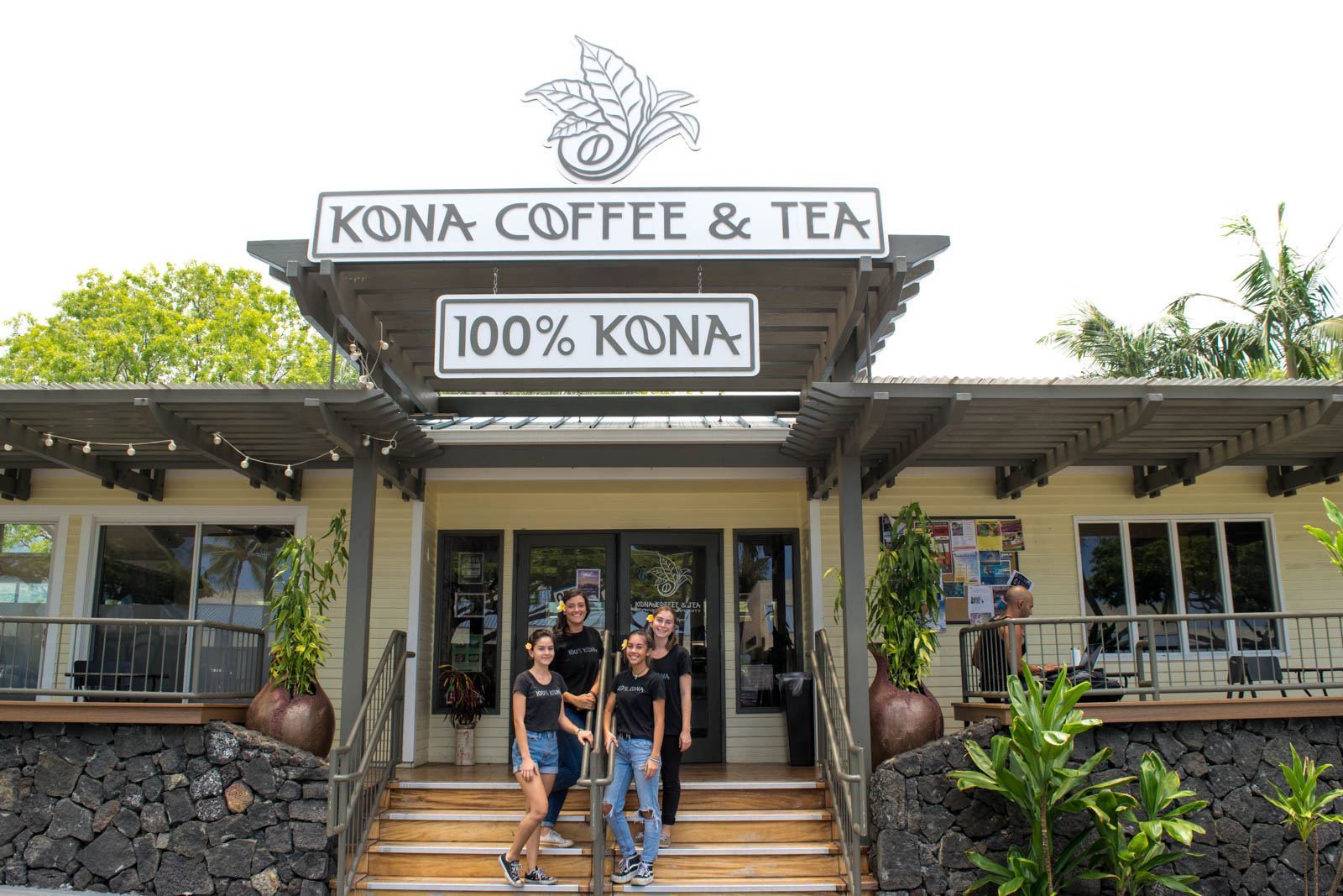 Kona Coffee Shop