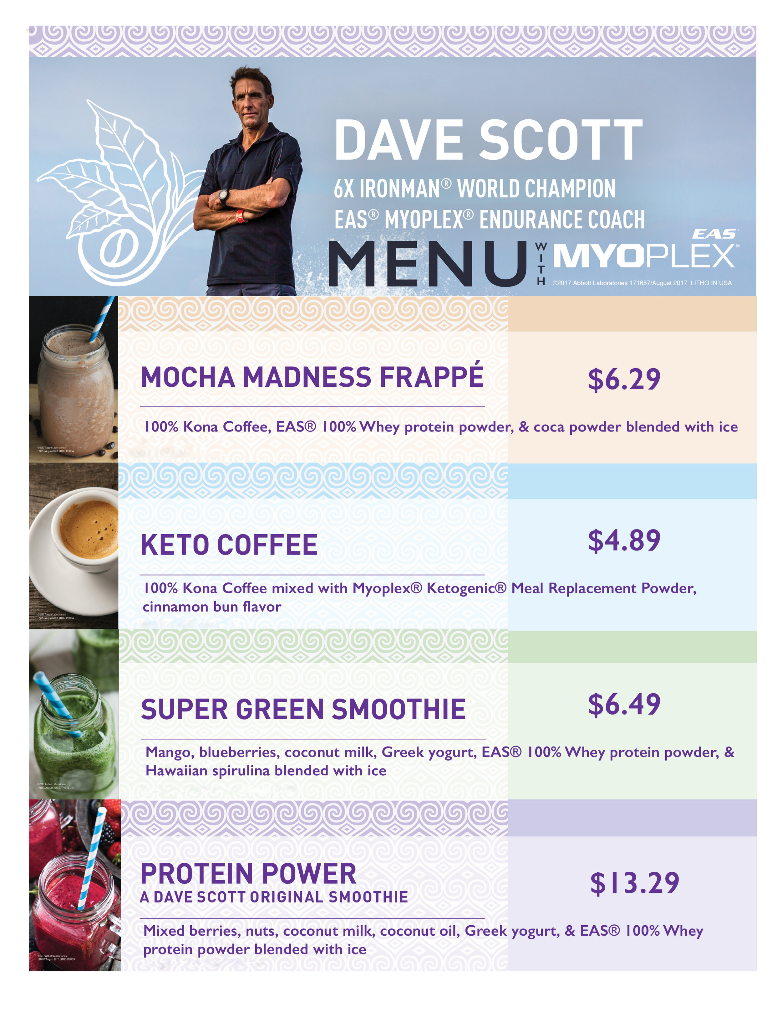 Dave Scott Smoothie