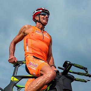 Dave Scott , Six-time Ironman