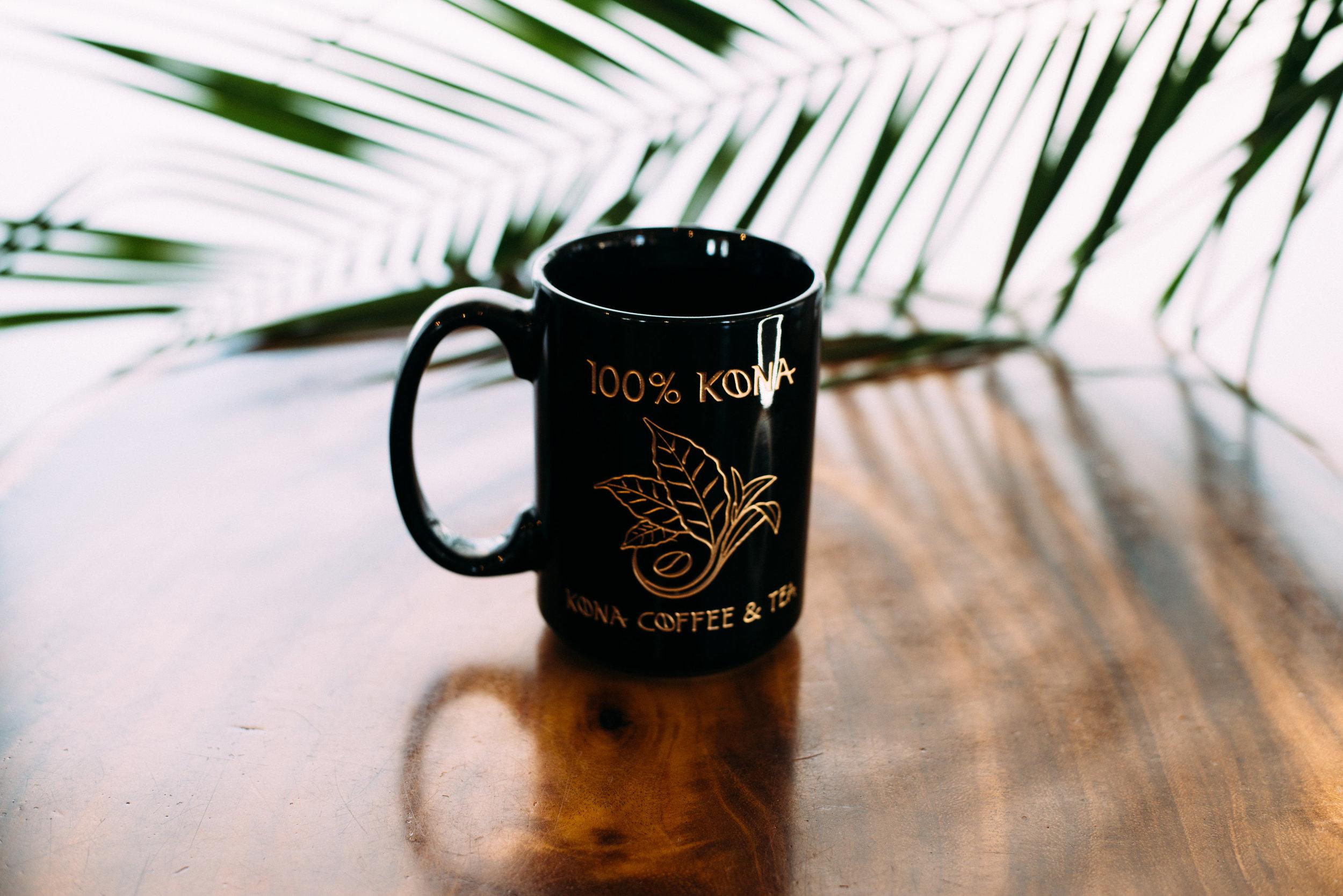 Kona Mug Hawaii