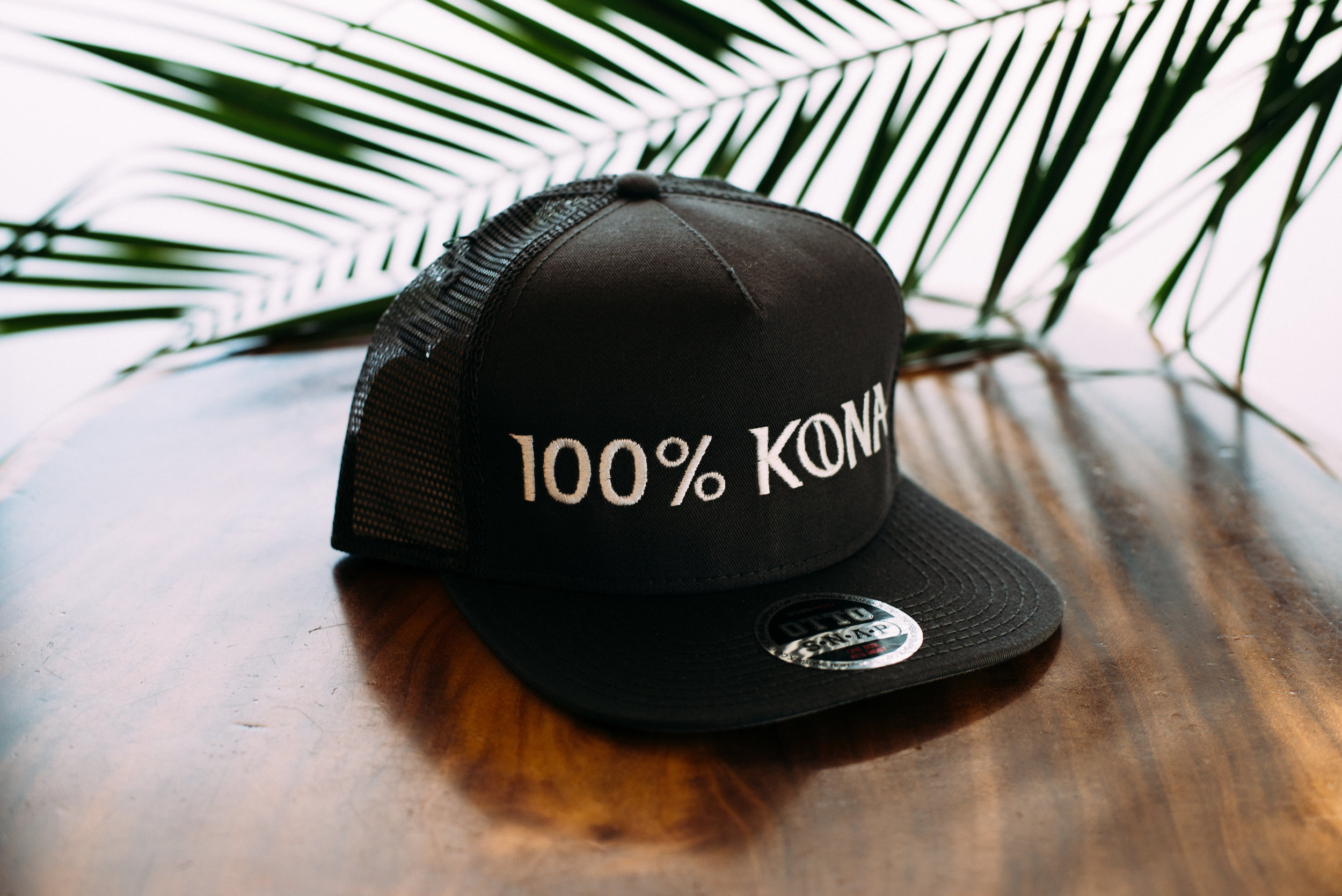 100% Kona Hat