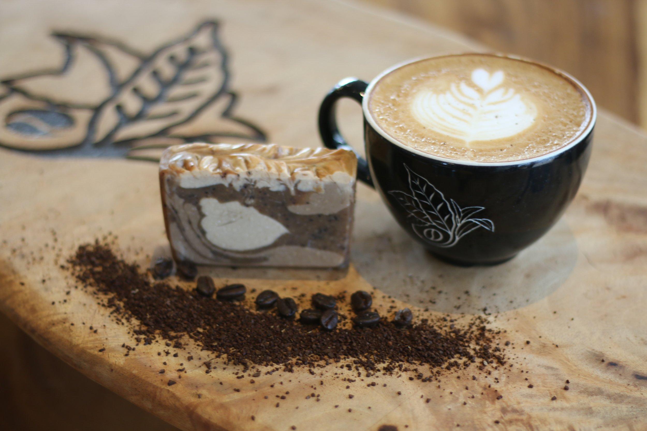 latte soap