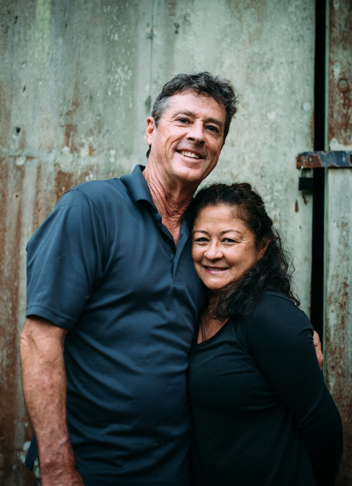 Dan & Jan Bolton, Founders of Kona Coffee & Tea   PHOTO: Blake Wisz