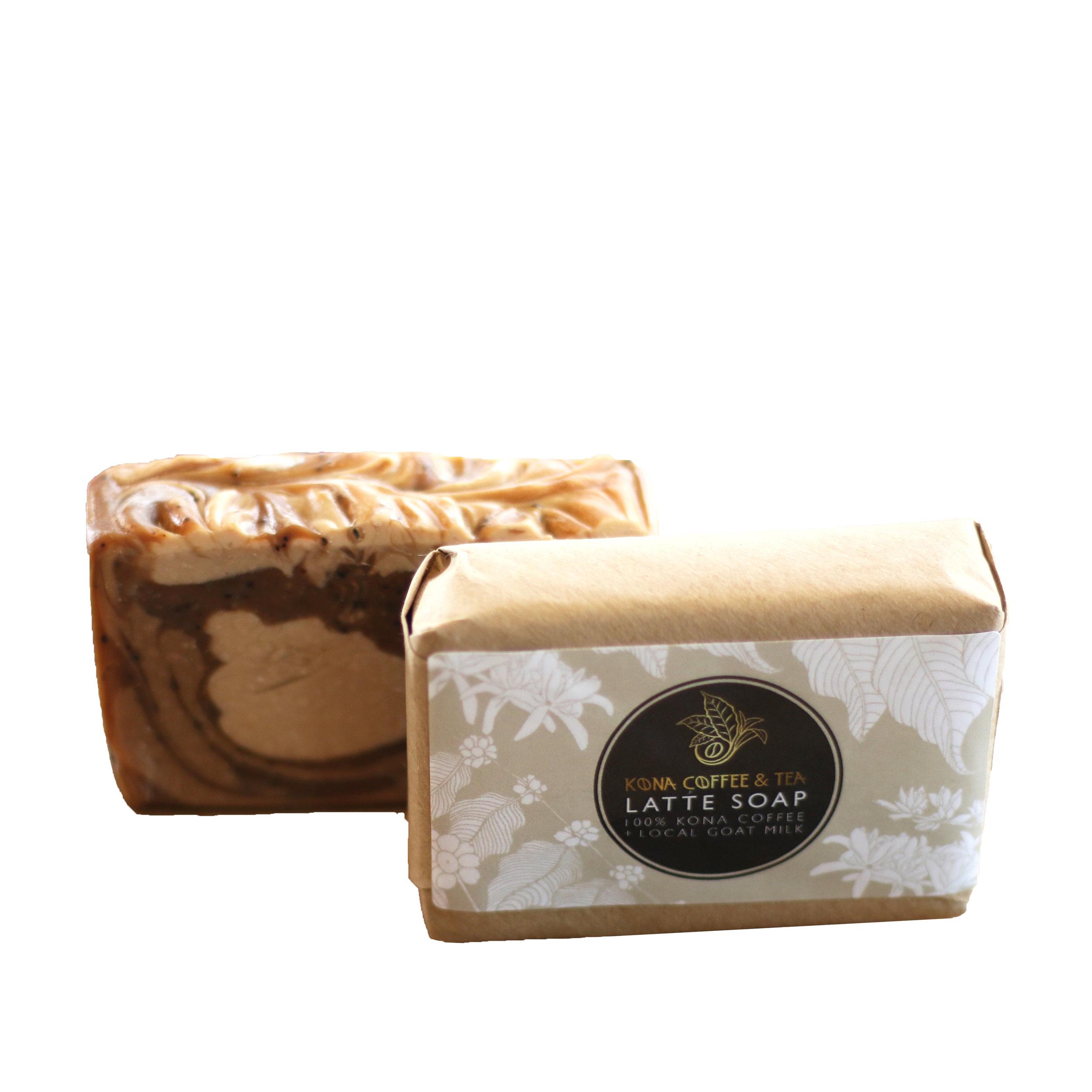 Kona Latté Soap