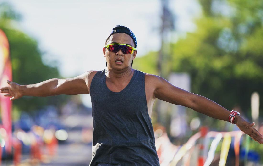 Half Marathon Finish - Run.JPG