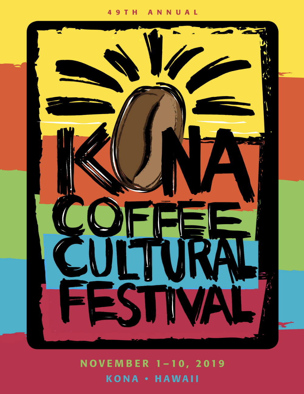 Kona Coffee Festival events 2019