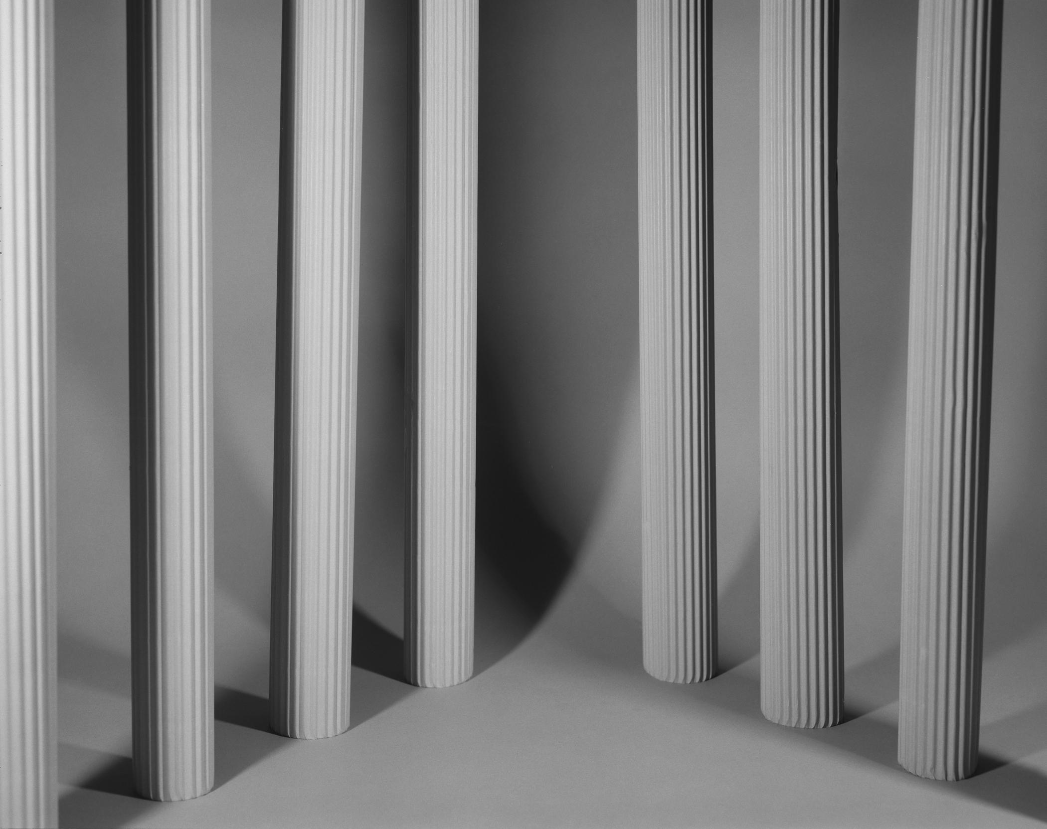 Columns, C-Print, 35 x 45 inches, 2008