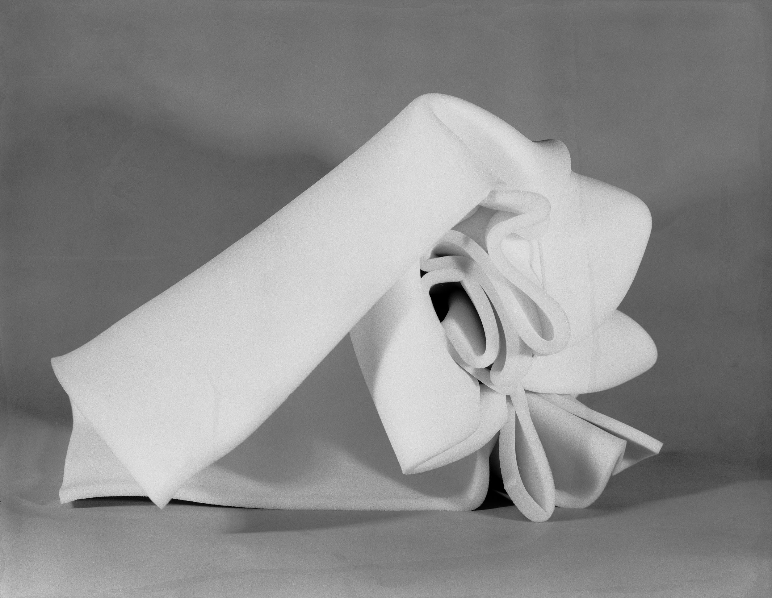 Foam Fold I, C-Print, 30 x 40 inches, 2008