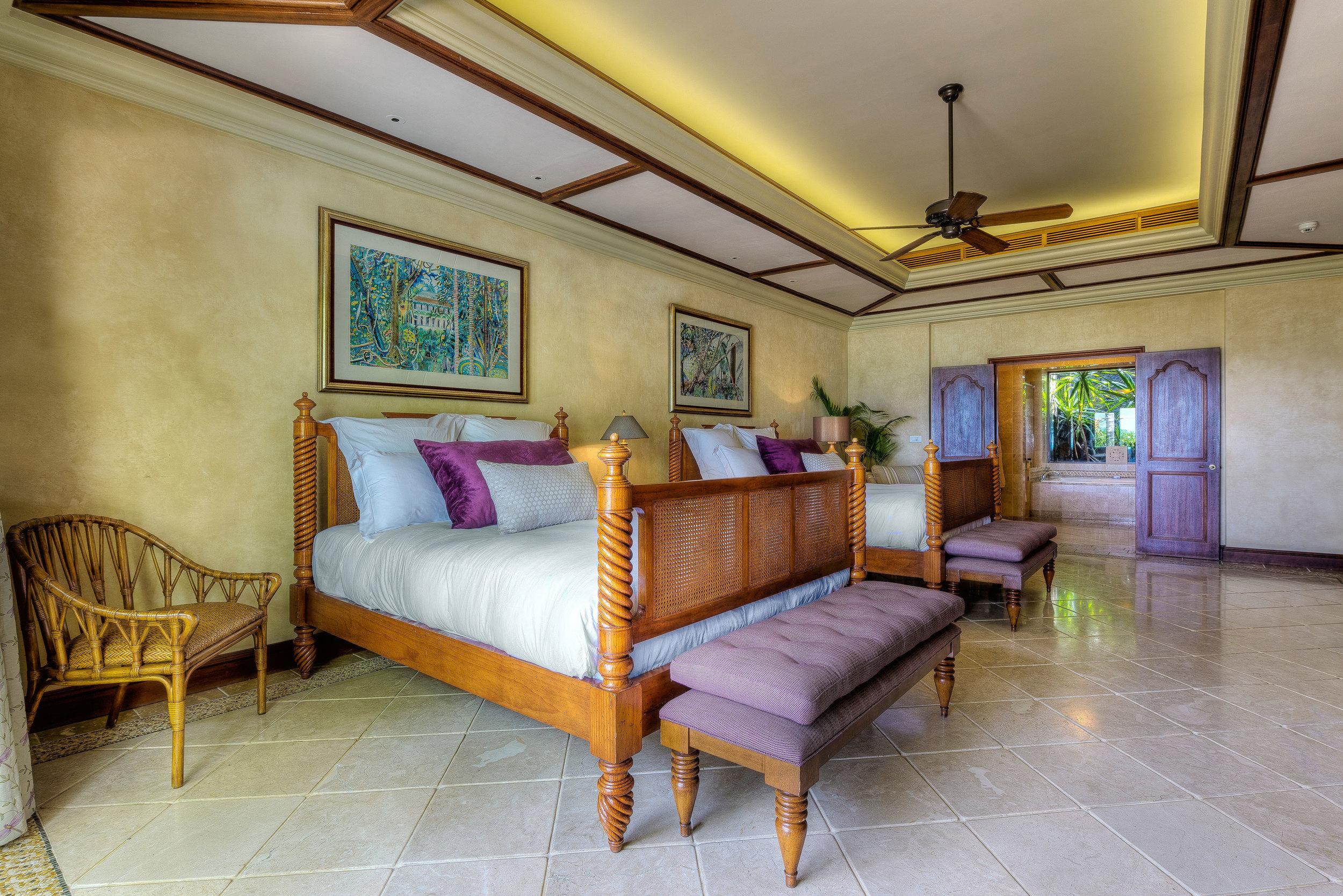 Second Bedroom Villa