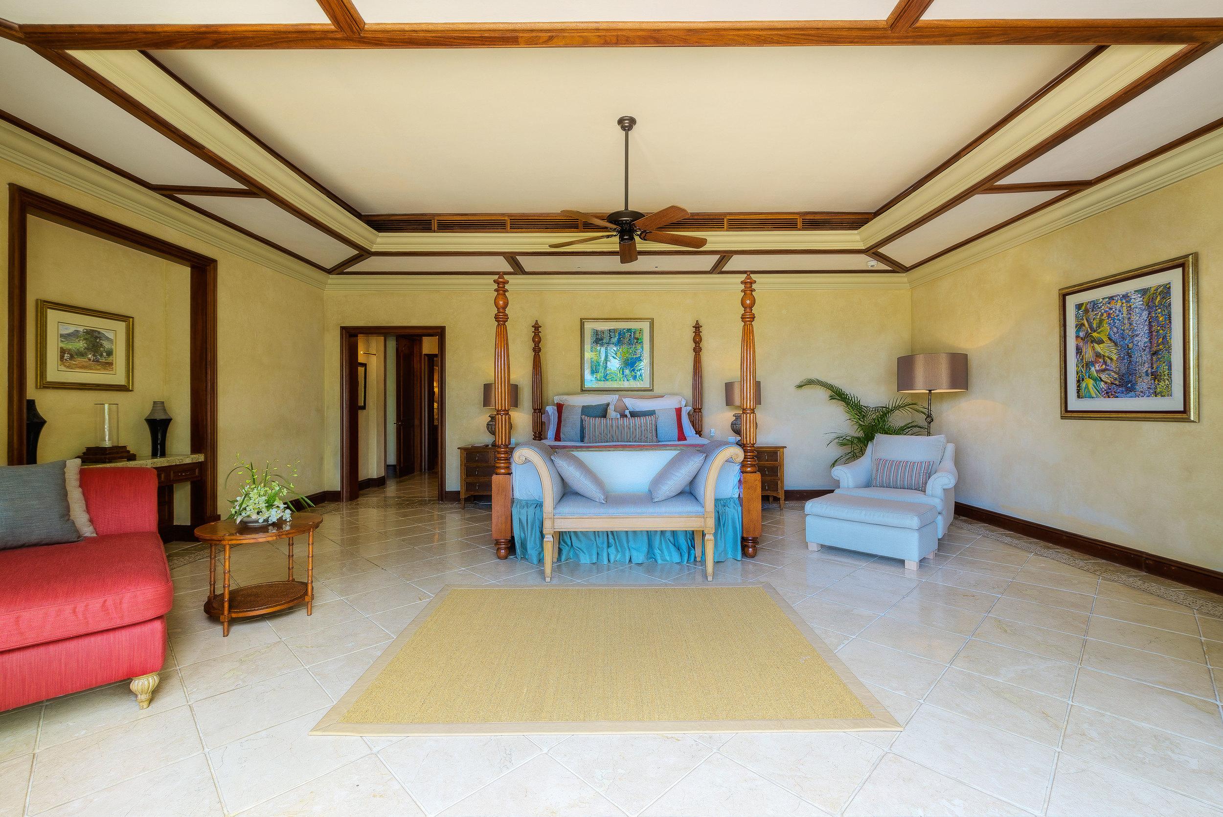 Main Bedroom Villa