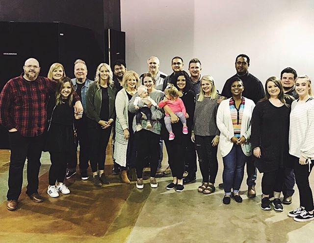 @harvestoakgrove you were a gift! Grateful to have been a part of Ignite Conference. Thank you so much for welcoming us. #gateway #gatewayworship #igniteconference18