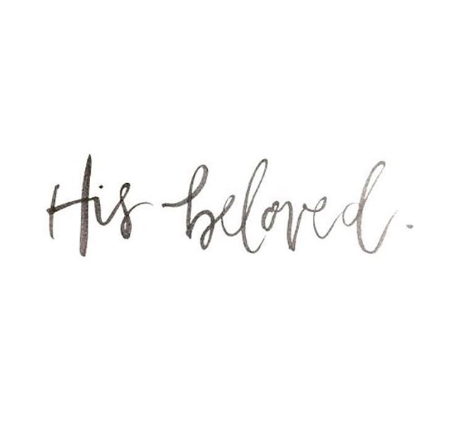 Sometimes I have to remind myself that not only is Jesus my reward, but I AM HIS! He WANTS me. He made me for Himself. I am His prized possession! No begging required, just surrender. And surrender is as simple as saying, YES! Oh what love will overtake you when you realize all of you is all He wants. • • • Be·lov·ed:   A beloved is a much adored, treasured, loved one used to define the one whom is affectionately loved unconditionally; that in the strongest of devotion, love without any limitations, in having belief in faithfully knowing and cherishing that you have certainty in having an unquestioning sincere assurance of; entrusting, faithful, confident, devotion, dedicating, loyal, committing, affectionate, endearing, and truest of love that is constant, unchanging, unconditional, unwearying. A love so sincerely special, true, and genuine that is beyond that of lust; the purest of love.