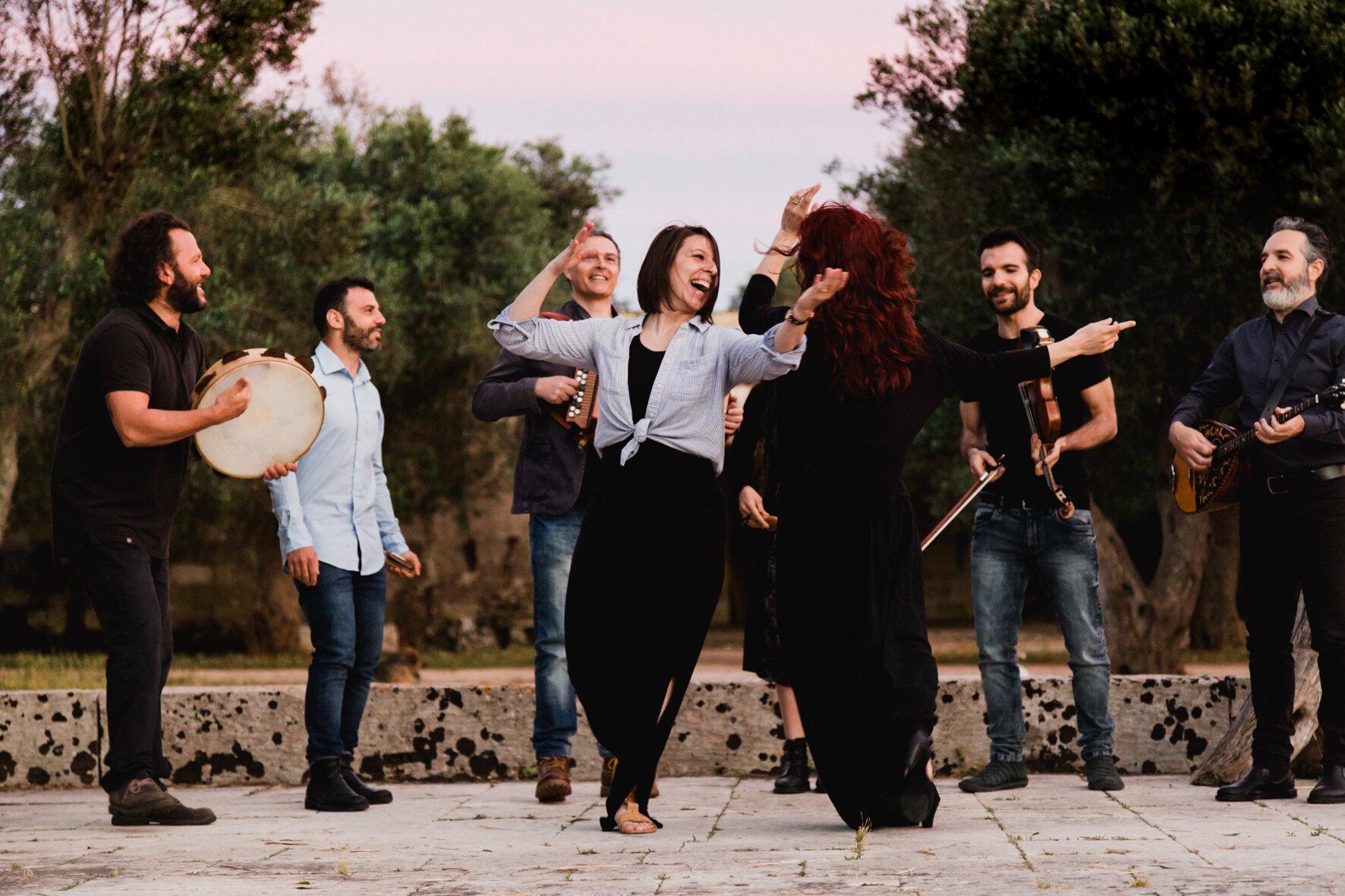 301 Puglia - Canzoniere Grecanico Salentino and Mickela Mallozzi_photo by Shoot My Travel.jpg