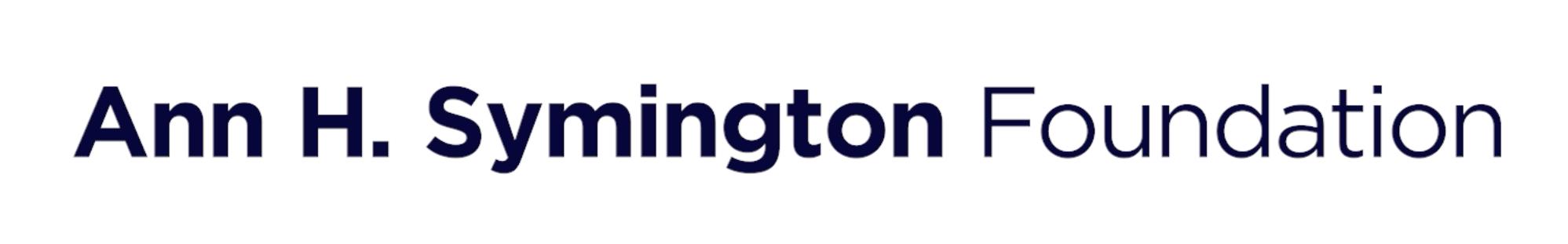 Ann H Symington Foundation.png