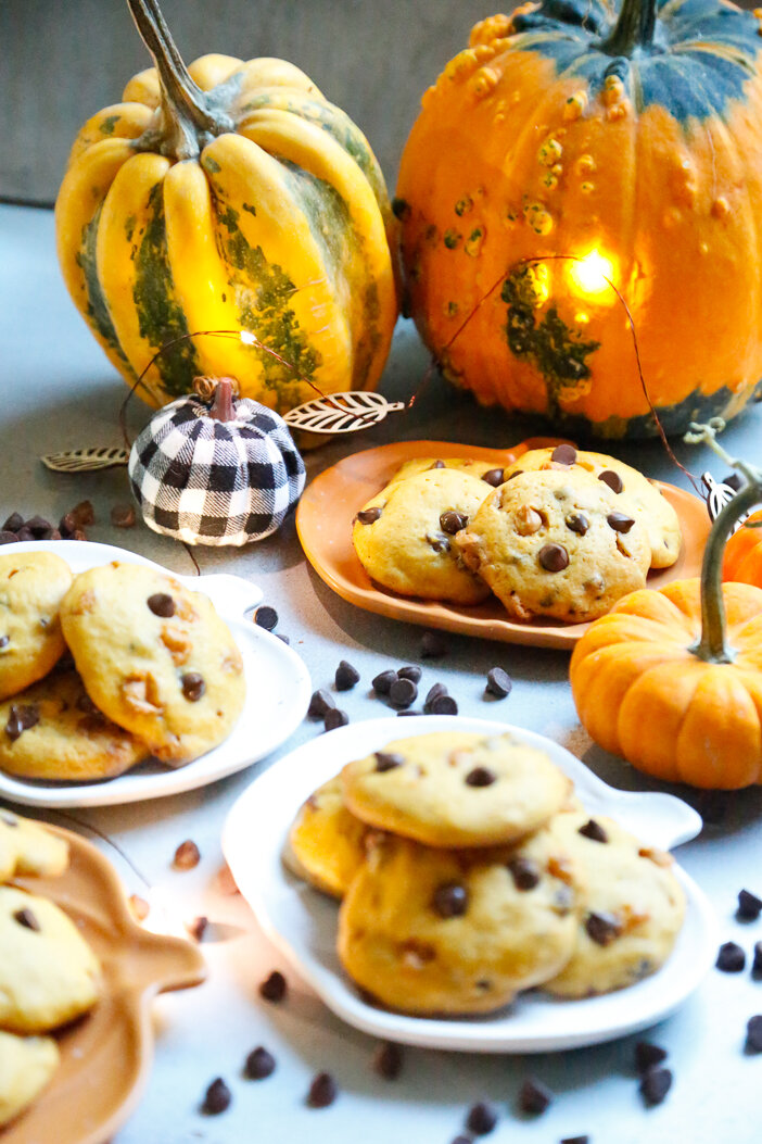Baking Season, Baking, Pumpkin, Chocolate Chip Cookies, Chewiest, Chewy, Karo Corn Syrup