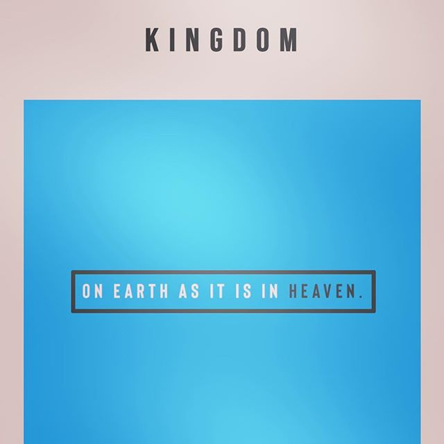 """We believe that where ever Jesus is, His Kingdom is with Him. For the believer, that places is in your heart. It is important that we know that we have access to The Kingdom now, not just one day when we die. This real time access and influence of The Kingdom in our lives helps us day by day walk in truth and power in the spirit. The Kingdom was central in Jesus' ministry, we believe it should be ours as well.  Jesus inaugurates the kingdom. """"The time is fulfilled, and the kingdom of God is at hand; repent and believe in the gospel"""" (Mark 1:15). Jesus is the kingdom. """"The kingdom of God is in the midst of you"""" (Luke 17:21). Jesus purposes the kingdom. Jesus described his mission saying that he """"must preach the good news of the kingdom of God"""" (Luke 4:43). Jesus declares the kingdom. Luke summarizes Jesus' ministry as """"proclaiming and bringing the good news of the kingdom of God"""" (Luke 8:1). Jesus demonstrates the kingdom. Through his works, """"If it is by the finger of God that I cast out demons, then the kingdom of God has come upon you"""" (Luke 11:20). Jesus deploys the Kingdom in Luke 10 as Jesus sends out the 72, instructing them to say, """"The kingdom of God has come near to you"""" (Luke 10:9). In the great commission, Jesus issues his discipleship battle plan to the church because he possesses """"all authority in heaven and on earth"""" (Matt 28:18). Jesus transforms the kingdom. Israel's messianic hopes focused on the coming of a military leader who would rescue them from their geo-political enemies. That is why they sought to make Jesus king (John 6:15). But Jesus reorients their vision by declaring, """"My kingdom is not of this world"""" (John 18:36). Jesus transforms the kingdom, showing it is holistic in its nature and redemptive in its mission.  Jesus redeems the kingdom through His victorious death and resurrection. As he satisfies the wrath of God poured out for those who rebel against him, Jesus defeats Satan, sin, and death (Col 2:14-15). He overcomes the world, the f"""