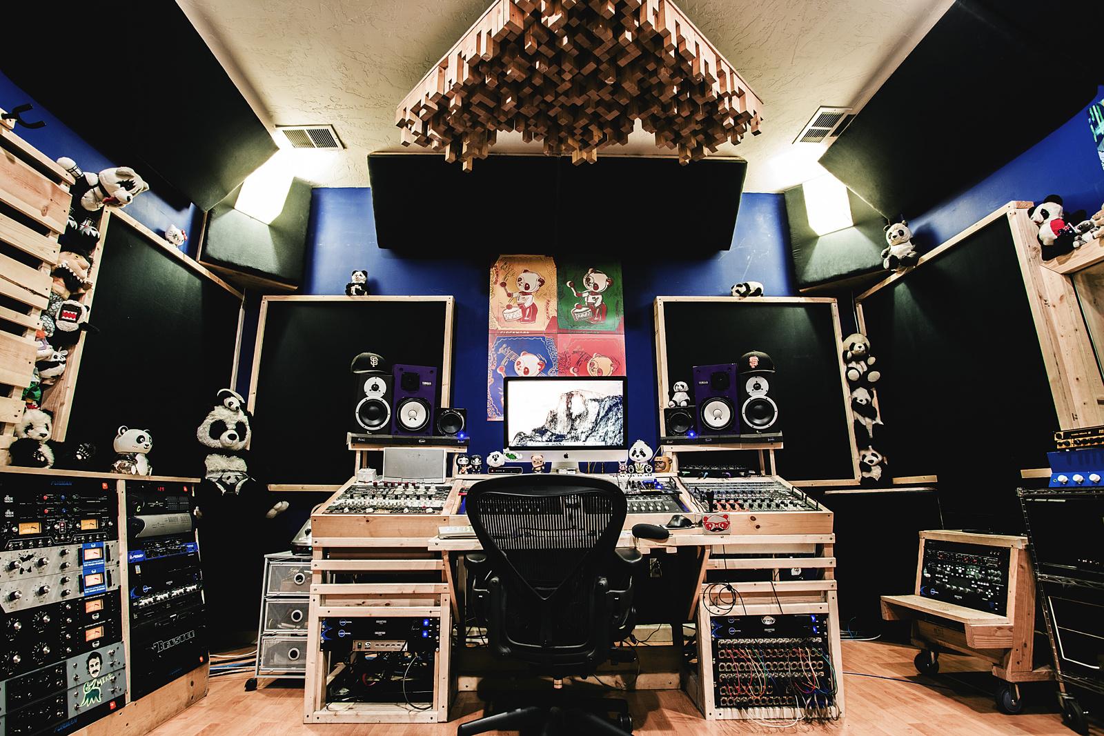 Sam Pura/The Panda Studios