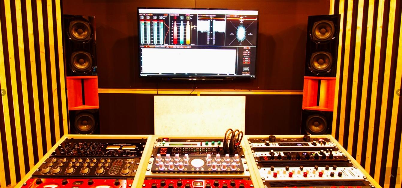 Soundation Studio Mastering