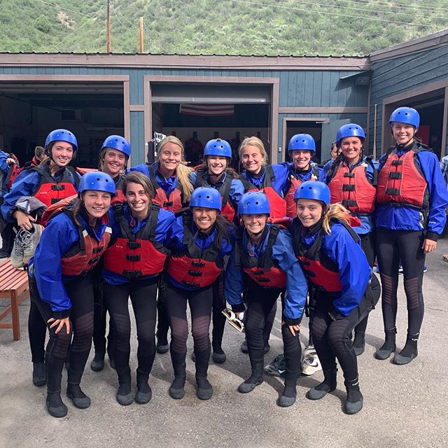 Class IV rapids 💦 for 10 miles ✅