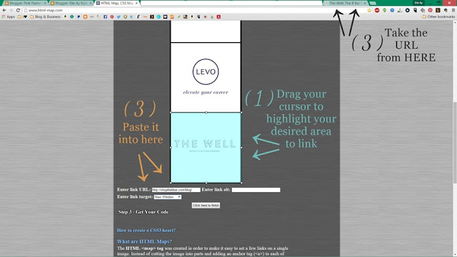 Step Two -- Creating Your Image Map