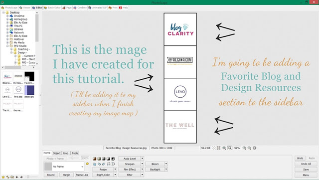 Step One -- Creating Your Image Map