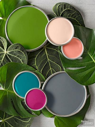 EAE Color Palette