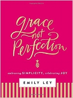 What can I say about Grace Not Perfection? Should I talk about how it changed my life and made me discover that mindfulness really is the way to go when living your life. I can promise you'll come away from Grace Not Perfection with both an enriching life but also with inspiration to achieve your dreams