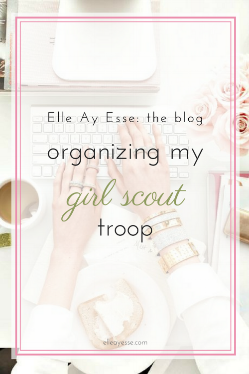 Girl Scout troop leaders, co-leaders and moms! Listen up! I have found an awesome way to keep my girls and my troop organized! And... I am sharing all my secrets, tips and tricks in T H I S blog post, right N O W! Come on by and check it out! | planning | girl scouts | girl scout troops | girl scout organization | troop organization