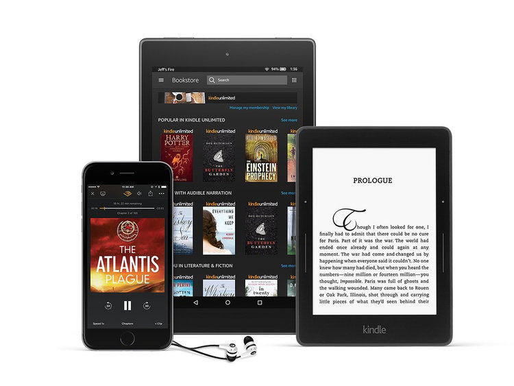 Kindle Unlimited - Kindle Unlimited 6, 12 and 24-month membership plans. Earn bounty for every prepaid membership plan purchase you drive. *Unlimited reading from over 1 million ebooks *Unlimited listening to thousands of audiobooks *Read on any device *Membership plans are also giftable | afflink T H A N K you! | elley reads, kindle reading, sign up