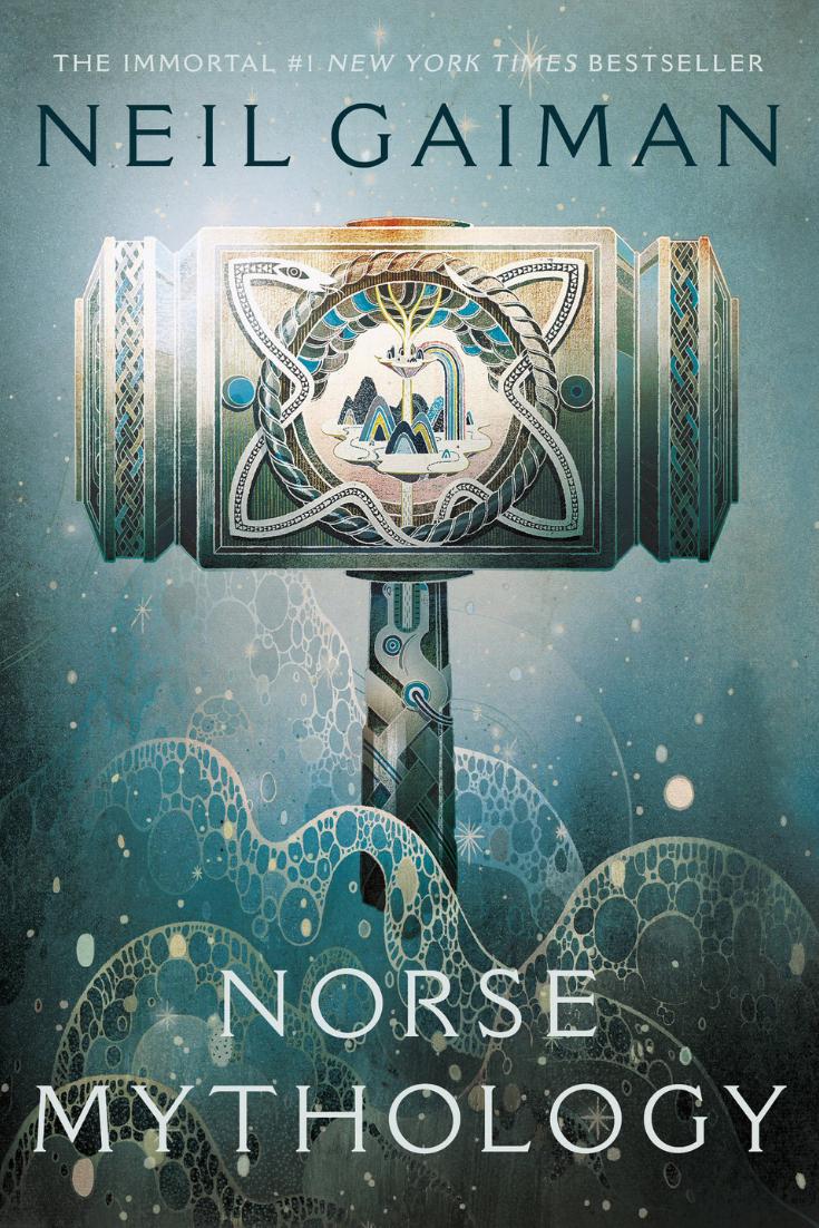 Neil Gaiman - Norse Mythology - afflink from Leianne Stevens x Elle Ay Esse - elleyaesse.com