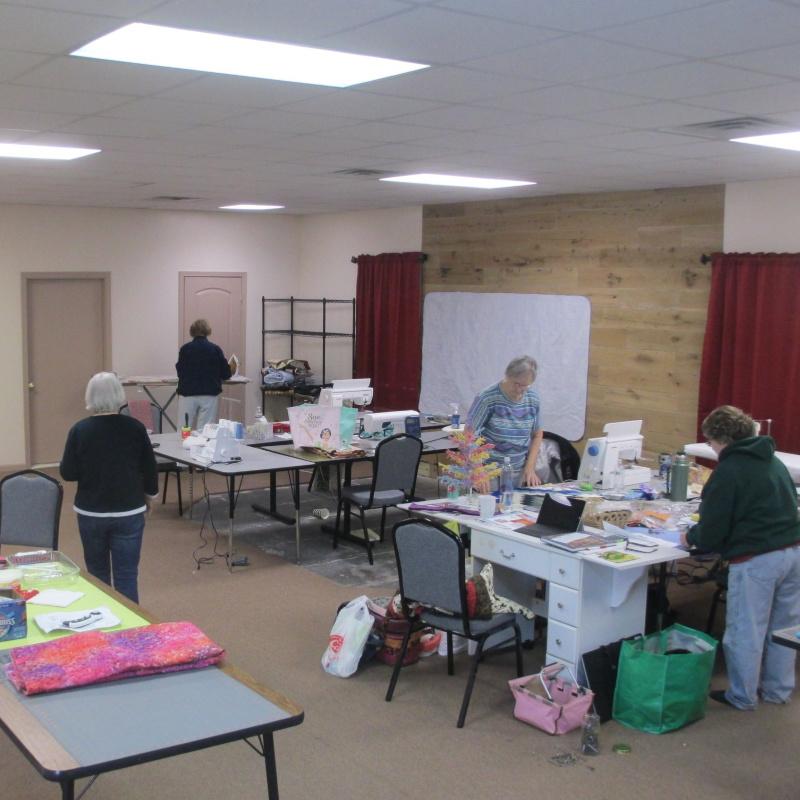 Maker Space Craft Retreat