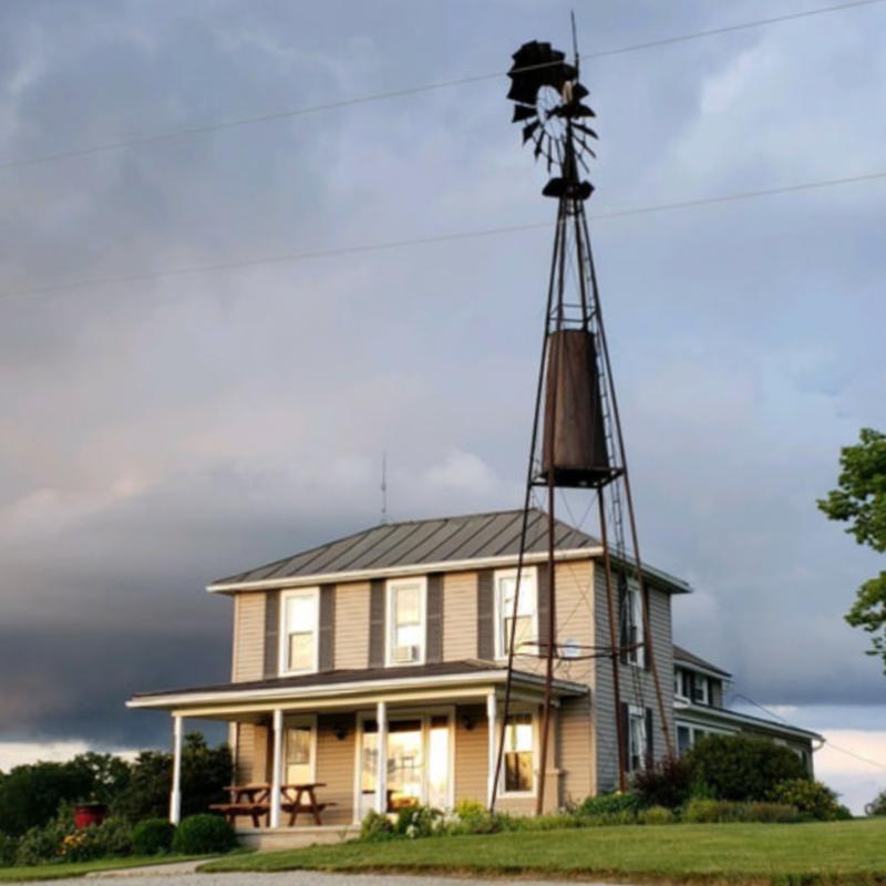 Windmill Lane Farm Craft Retreat