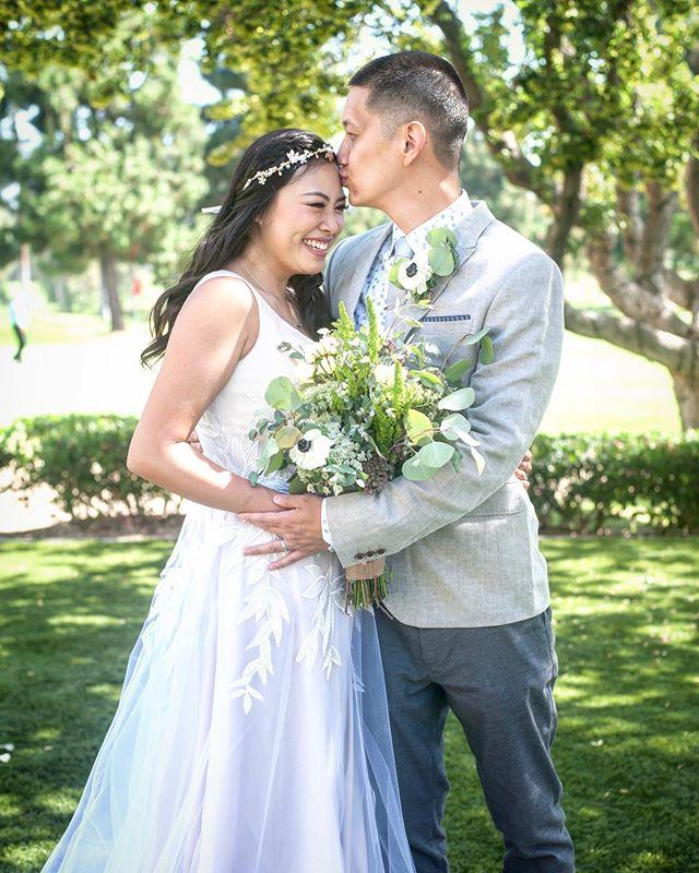 Elegant & fresh hair + makeup look for our beautiful bride 👰🏻 - 🥰 HMU: Tina