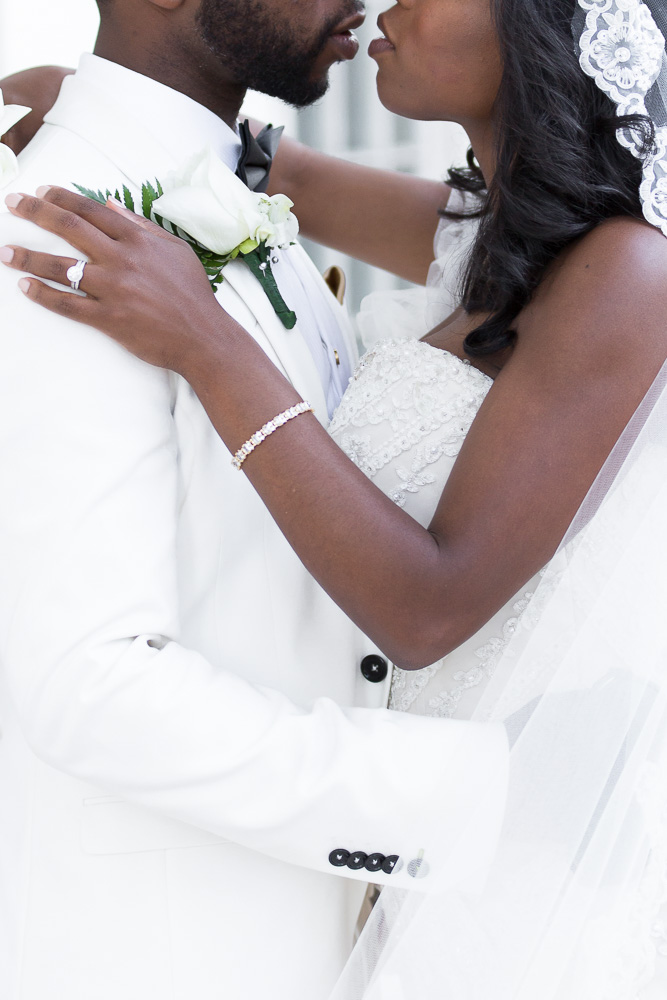 Romantic wedding photos in Washington DC | Megan Rei Photography | DC and Northern Virginia Wedding Photographer